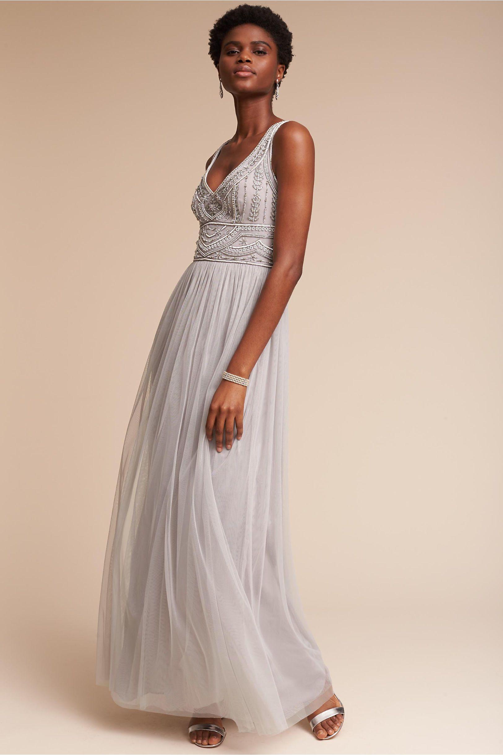 Tadashi shoji wedding guest dresses  BHLDN Sterling Dress Ivory in Bride  BHLDN  Sarah Wedding