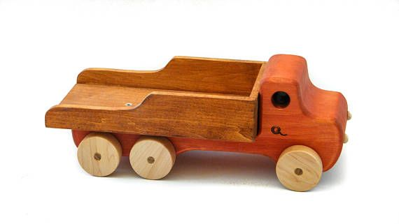 Transportation Wood Toys