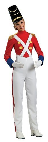 Woman's Christmas Toy Soldier Costume