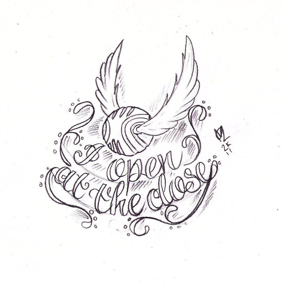 Golden Snitch Tattoo Sketch Von Nevermore Ink Auf Deviantart Google Bild Ergebni In 2020 Harry Potter Tattoos Harry Potter Bildschirmhintergrund Tatowierung Skizzen
