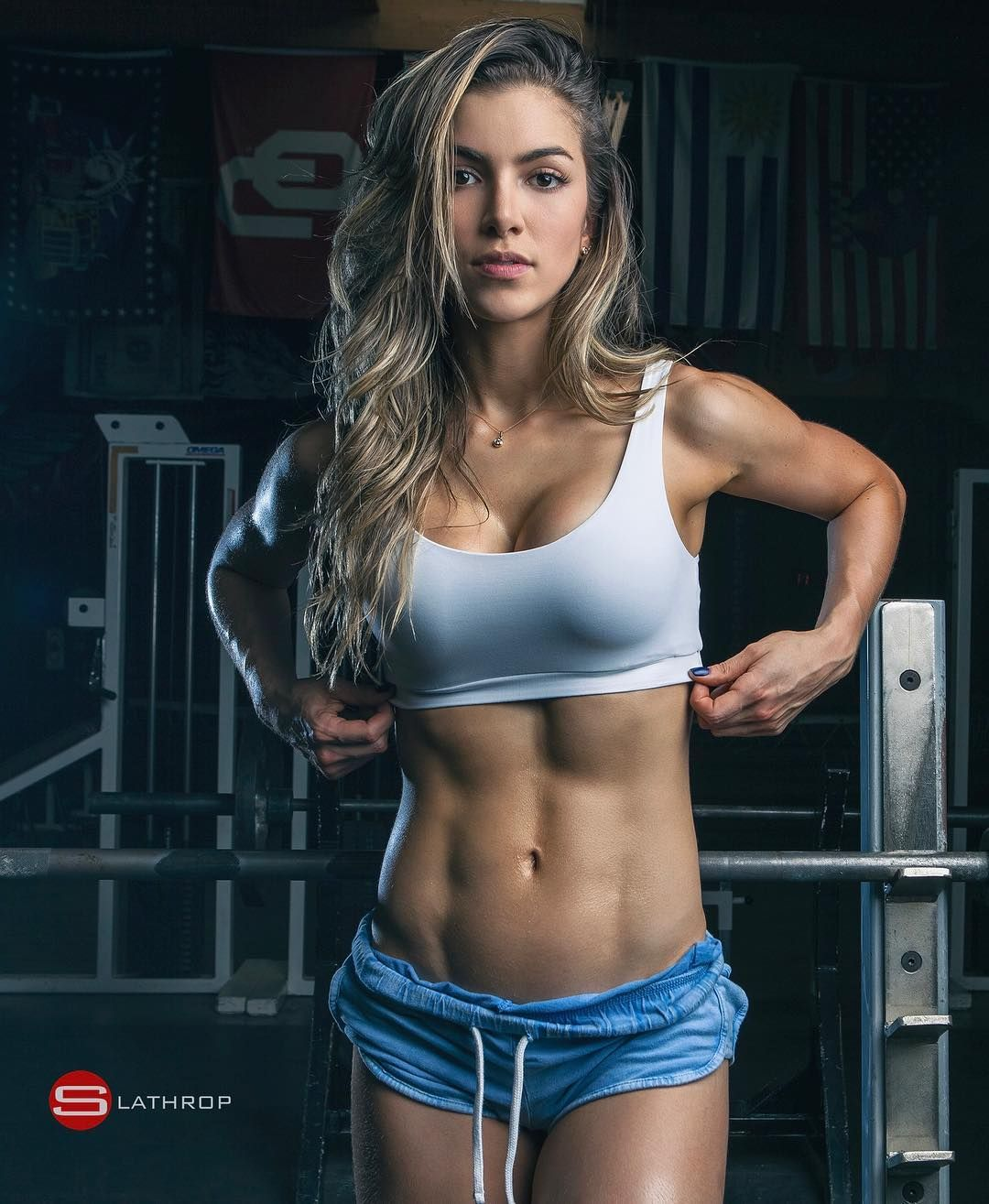 Pornstars turned fitness chicks #13