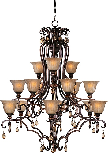 Wonderful Maxim Lighting Lights   Maxim Lighting Chandelier Fixture Model  MX 22268EMFL Maxim 22268EMFL Dresden 15