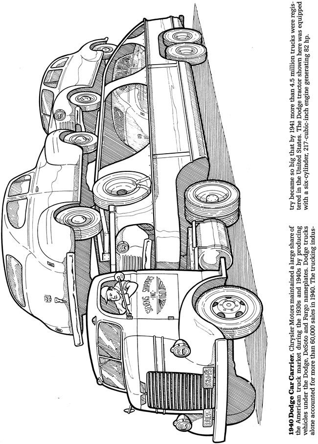 Welcome To Dover Publications Cool Car Drawings Cars Coloring Pages Art Cars