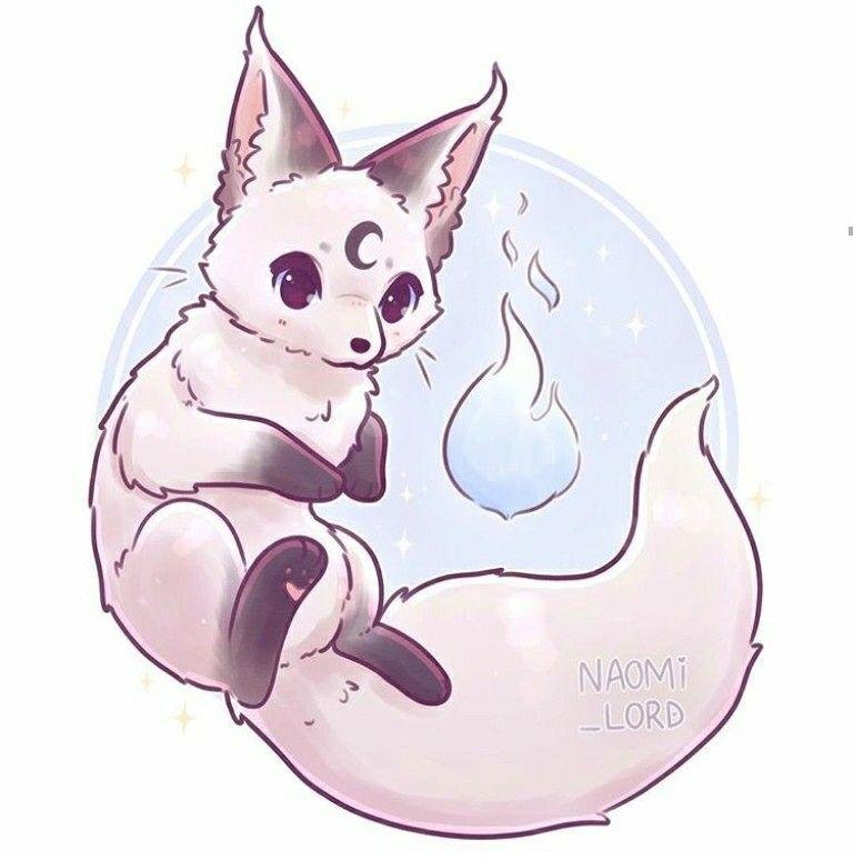 Renard Yang Cute Animal Drawings Kawaii Cute Kawaii Drawings