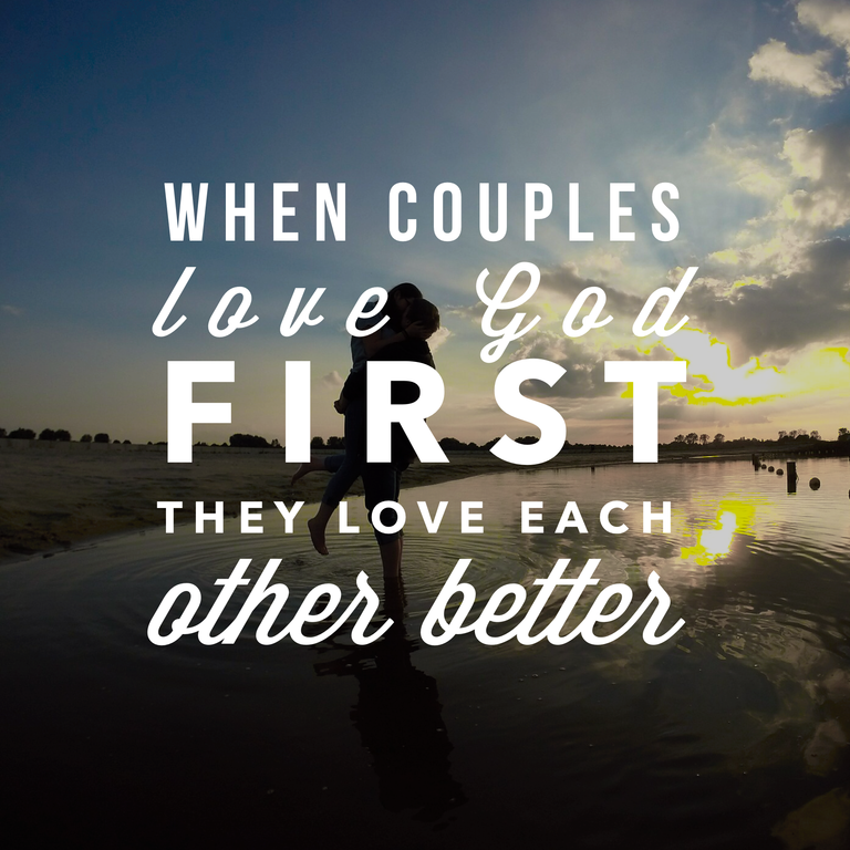 Love God  Love Others  | Bible Verses About Marriage
