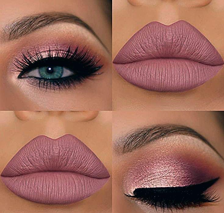 Photo of Ich liebe diesen Make-up-Look, besonders pink – Beauty Home