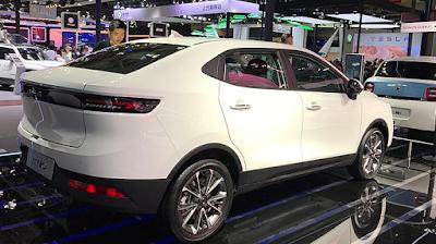 ORA iQ EV in 2020 Concept cars, Mileage, Classic cars