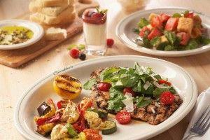 Carrabba's Chicken Arugula - the best!!
