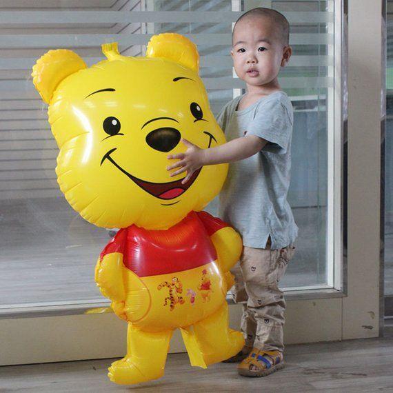 Cute Panda Balloon Foil Balloon Happy Birthday Party Decor Kids Inflatable  ^P