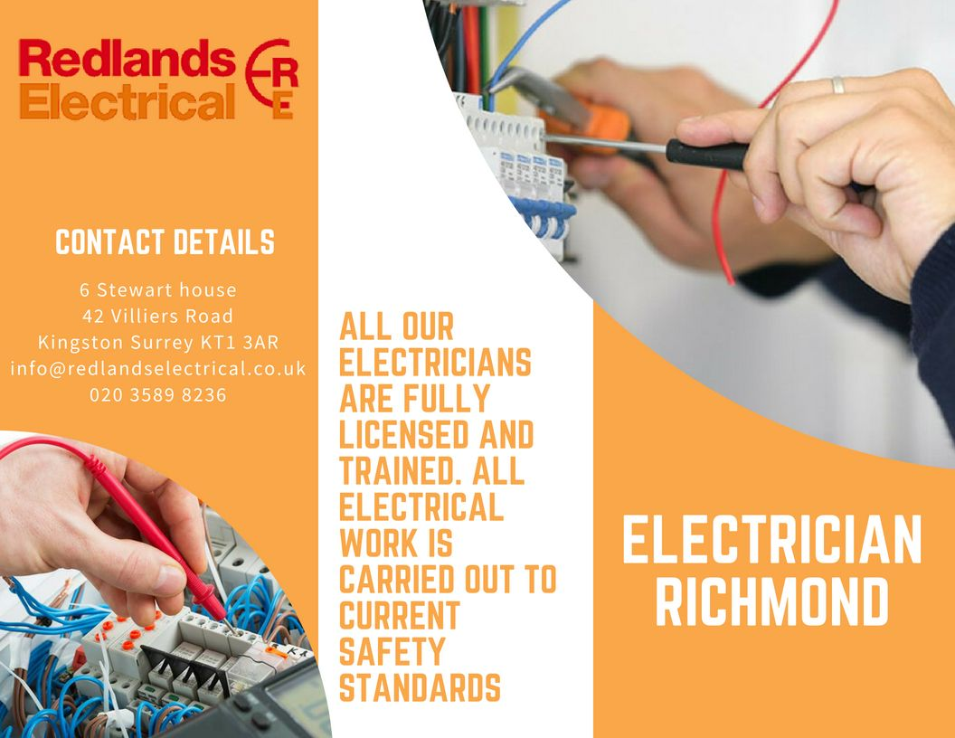 Electrician richmond by redlands electrical electrician