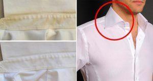 Si vos chemises blanches jaunissent, ne les jetez plus ! Voilà une astuce pour qu'elles retrouvent leur blancheur… Cela agit comme par magie !