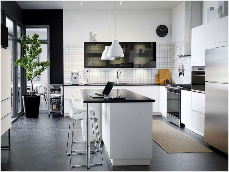 Awesome Ikea Small Kitchens Design Ideas | Ikea small ...