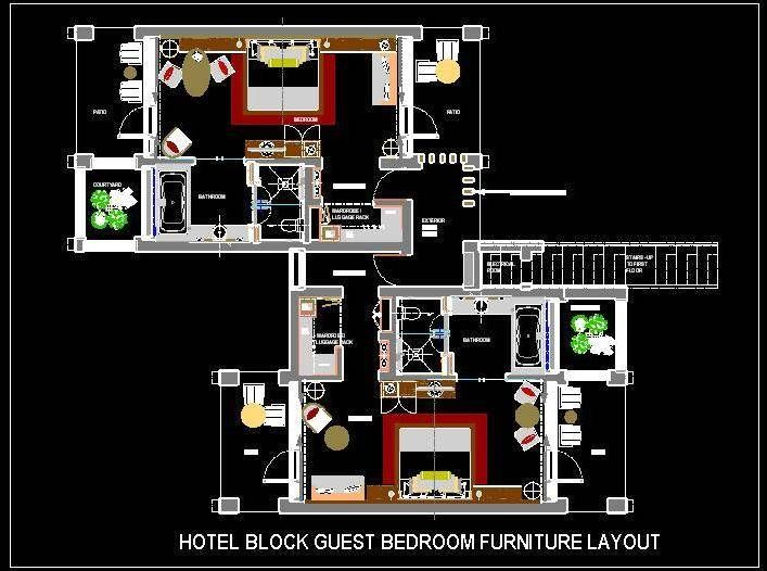 Hotel Guest Room Furniture Layout Guest Room Furniture Furniture Layout Bedroom Furniture Layout