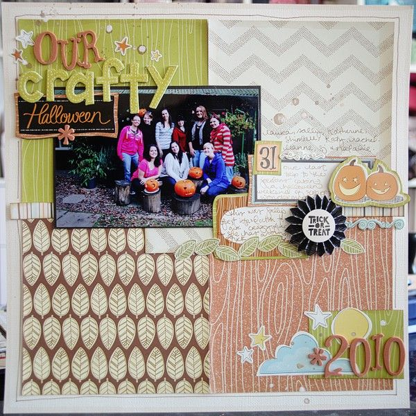A Project by shimelle from our Scrapbooking Gallery originally submitted 09/30/11 at 12:42 PM