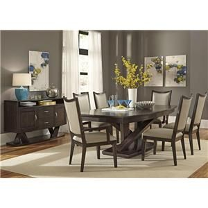 Vendor 5349 Southpark Formal Dining Room Group