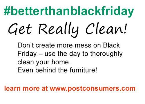 Black Friday Tip: Super Clean
