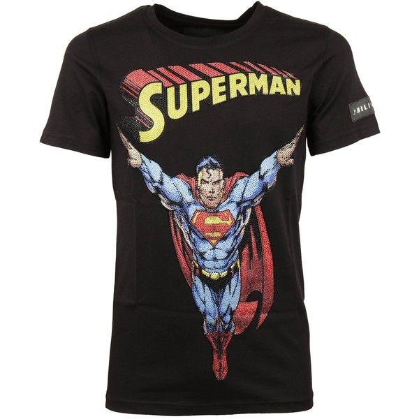 Philipp Plain Philipp Plein Superman T Shirt 405 Liked On