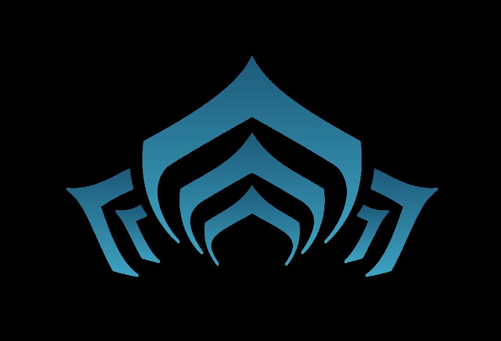 Warframe New Logo Look Vector By Tasquick D87fzxg Png 1024 696 Lotus Logo Logos Gaming Tattoo