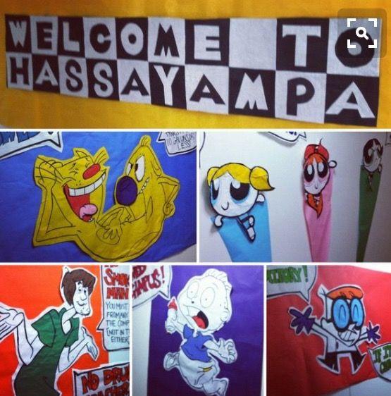 Cartoon Network Theme Ra Themes Ra Ideas Dorm Themes