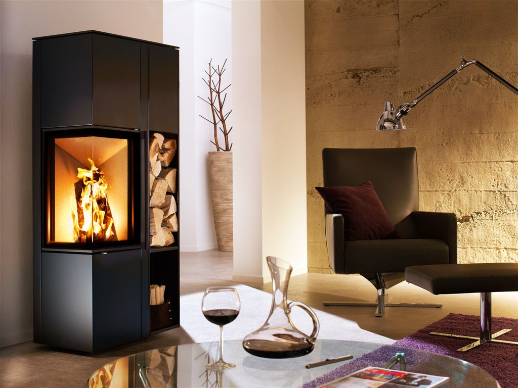 spartherm feuerungstechnik kamin fen kamin fen kaminofen kamin ofen wohnzimmer. Black Bedroom Furniture Sets. Home Design Ideas