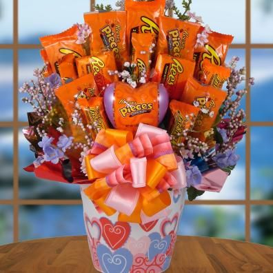 Lovin Reese's Gift Basket - Sweetness can be enduring if ...