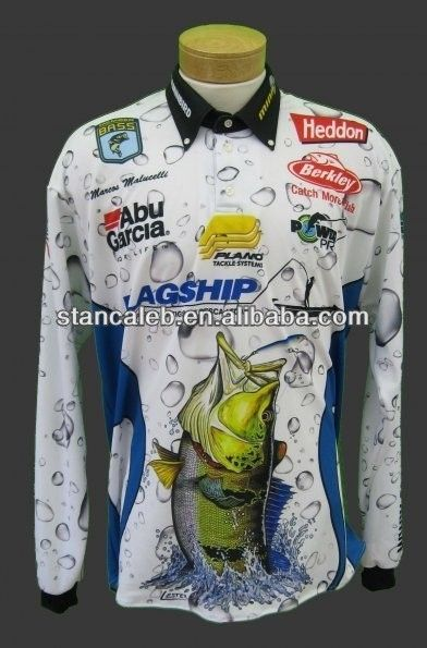 fishing jerseys custom fishing wear tournament fishing