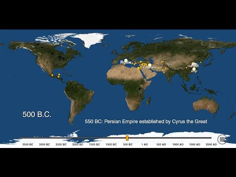 Watch as the worlds cities appear one by one over 6000 years the history of urbanization from 3700 bc 2000 ad twistedsifter publicscrutiny Images