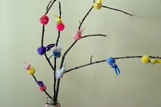árvore de coelhos