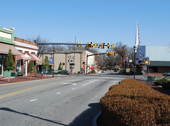Downtown Mount Holly Mount Holly Nc