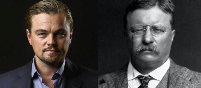 Leonardo DiCaprio sera Theodore Roosevelt pour Martin Scorsese