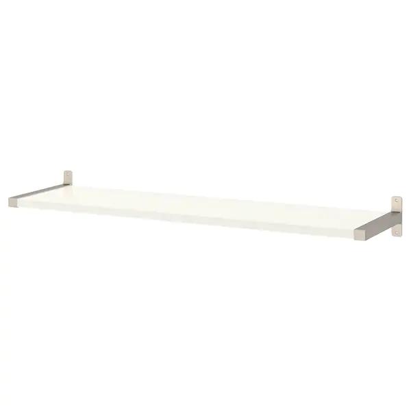 Ikea Linnmon Connecting Hardware staffa, [nichelato] per