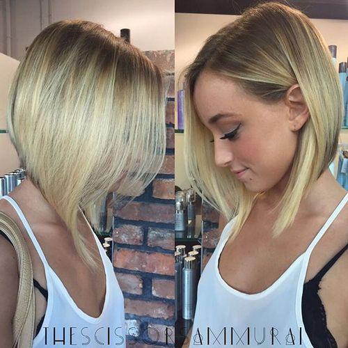 nice 20 Schöne Blonde Balayage Looks