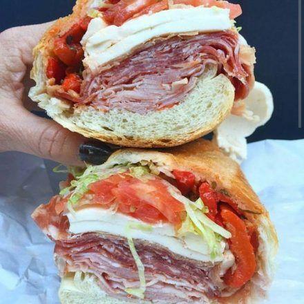 Faiccos Pork Store Italian Get Full And Bite On The Big