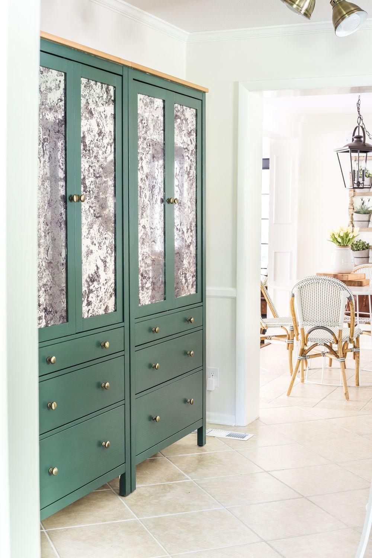Diy Ikea Hemnes Pantry Cabinet Home Decor Ikea Hemnes Pantry