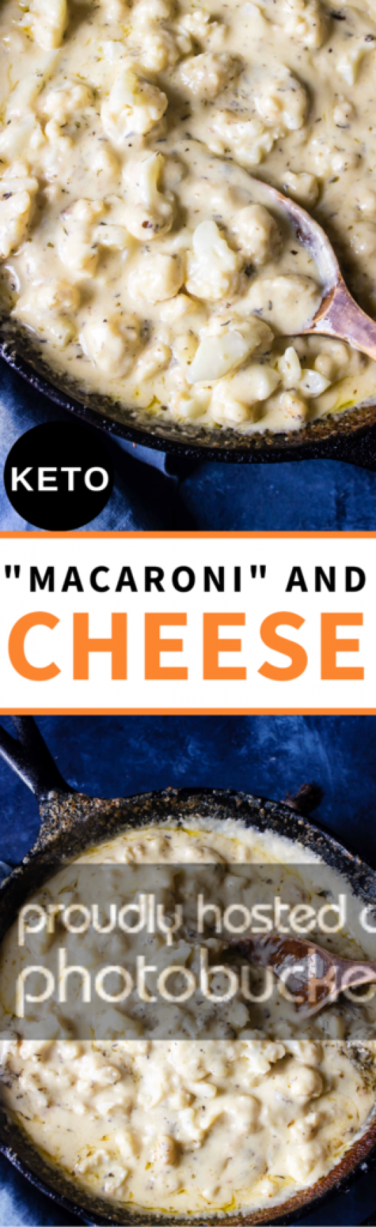 This keto low-carb macaroni and cheese will be a hit with the entire family!