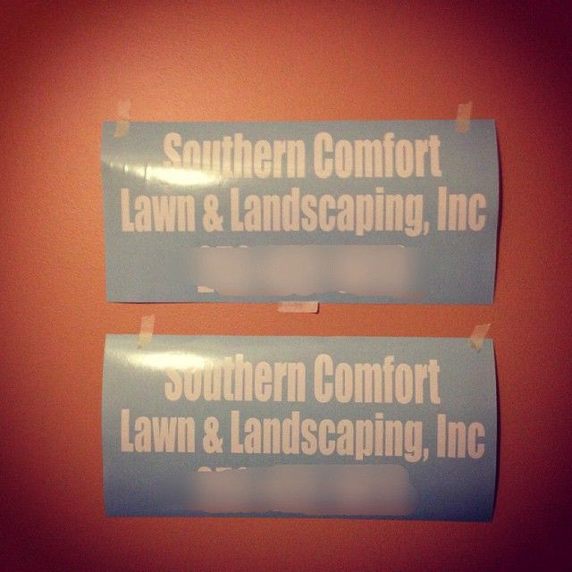 Advertise Your Business On Your Car Truck Or Any Vehicle With - Custom vinyl decals lettering