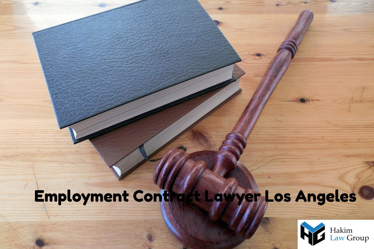 Employment Contract Lawyer Los Angeles Personal injury