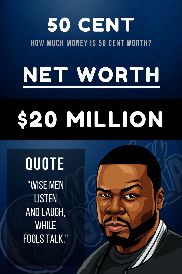 50 Cent Net Worth | POSITIVE QUOTES | Rap quotes, Rap song quotes