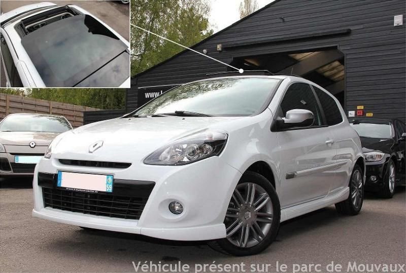 OCCASION RENAULT CLIO III (2) 1.5 DCI 105 GT 3P