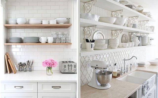 Decorar paredes de cocinas ideas creativas para - Utensilios para pintar paredes ...