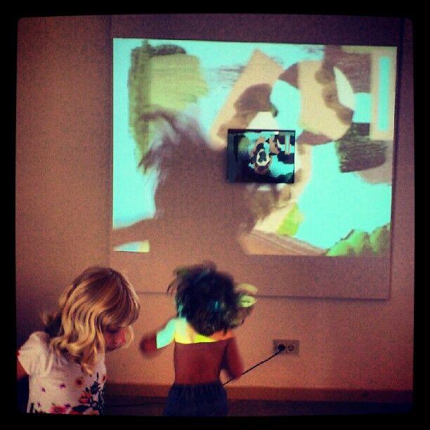 Les meves filles com a obra d'art