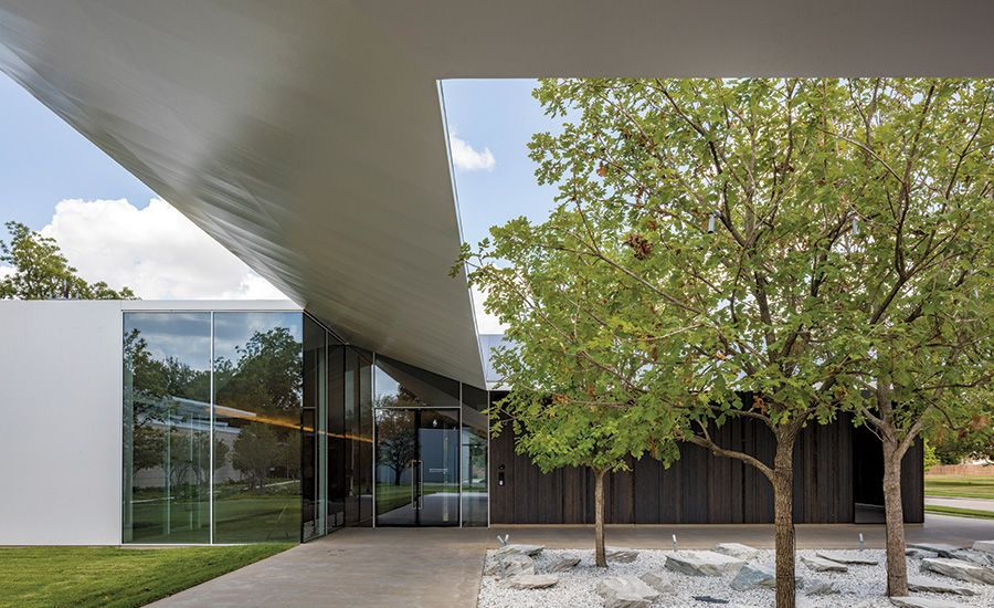 The Menil Drawing Institute By Johnston Marklee Architecture