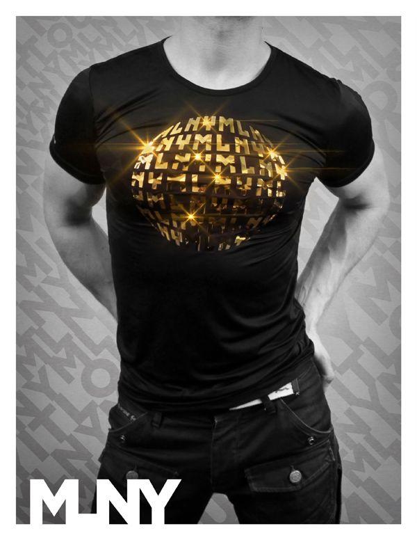 Mlny Shiny Disco Ball T Shirt 69 00 Usd Shiny Tees T