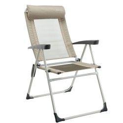 Campingstuhl Klappstuhl Verstellbar Beige Sandalye Tabure Kamp