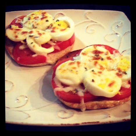 Something healthy to do with extra easter eggs english muffin egg healthy recipes forumfinder Gallery