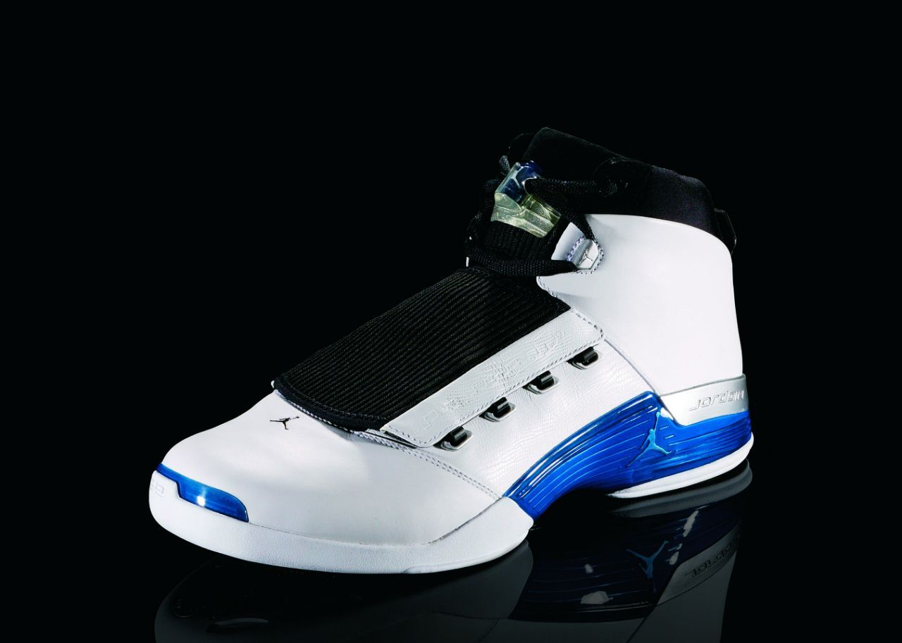 p Air Jordan XVII -