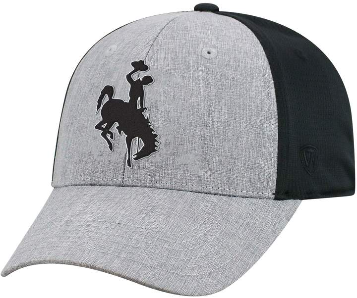 Top of the World Adult Wyoming Cowboys Fabooia Memory-Fit Cap in