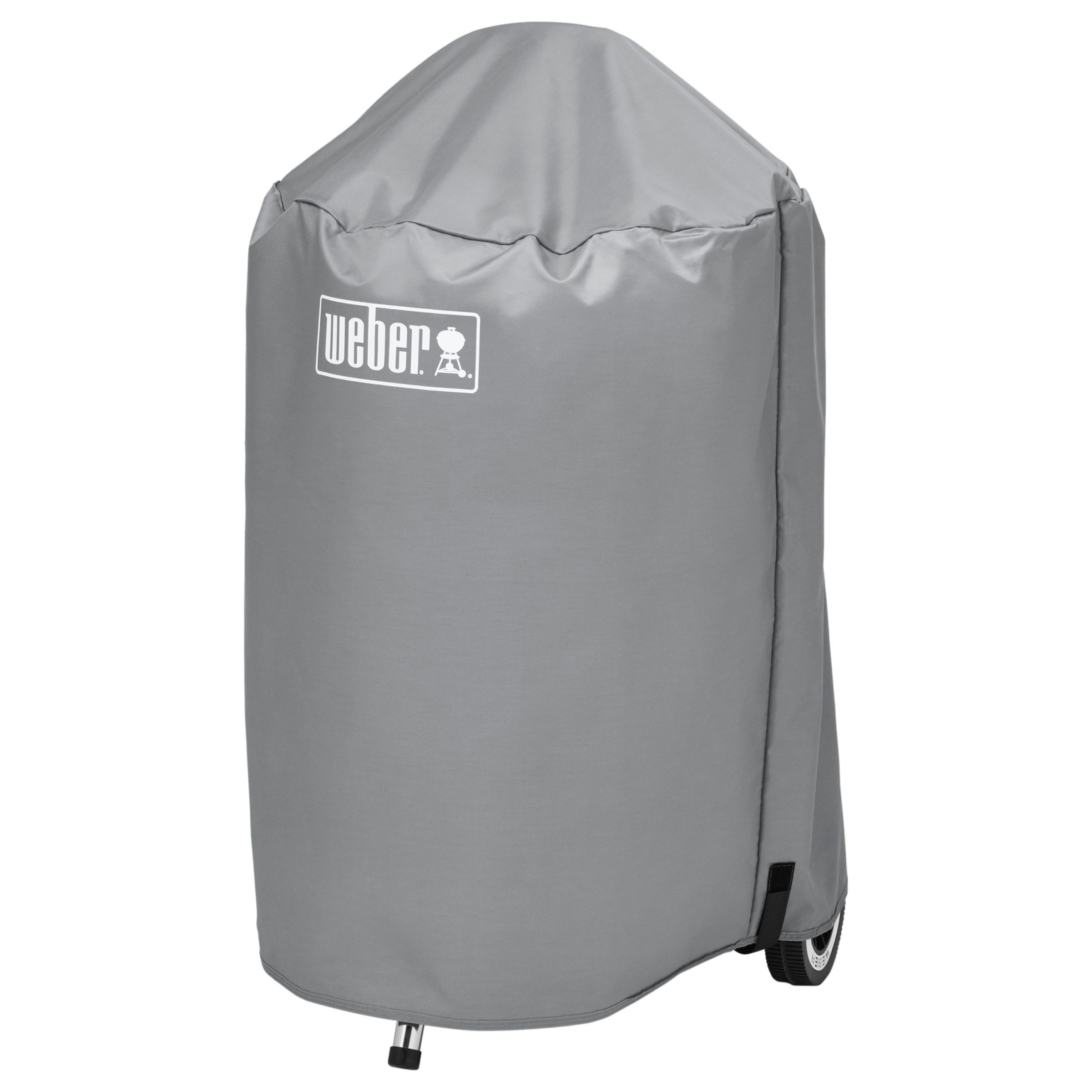 Weber 7175 Vinyl 47cm Kettle Bbq Cover Grey Grill Cover Charcoal Grill Kettle Grills