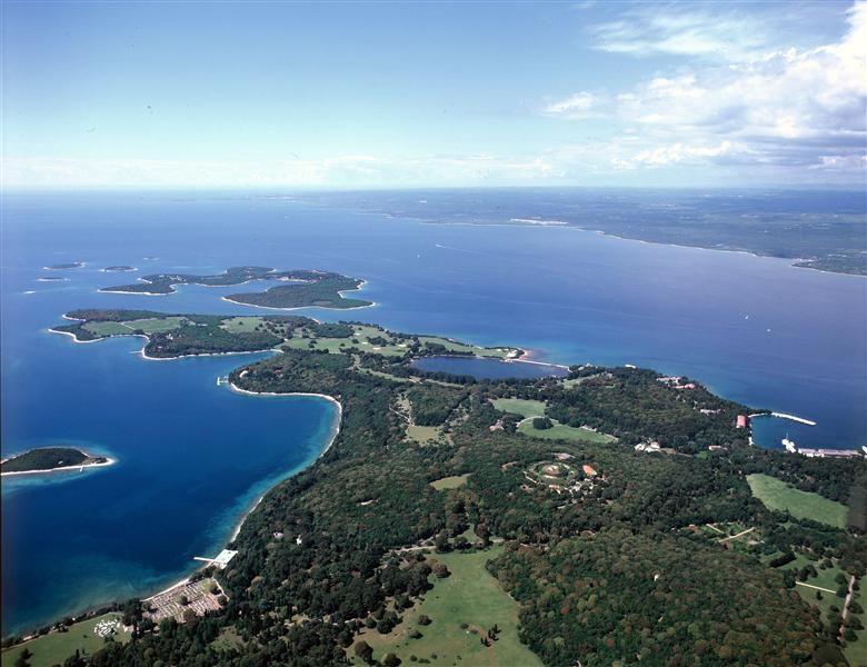 Národný park Brijuni, Chorvátsko: Skupinka ostrovčekov v Stredomorí, ktoré vás okúzlia.