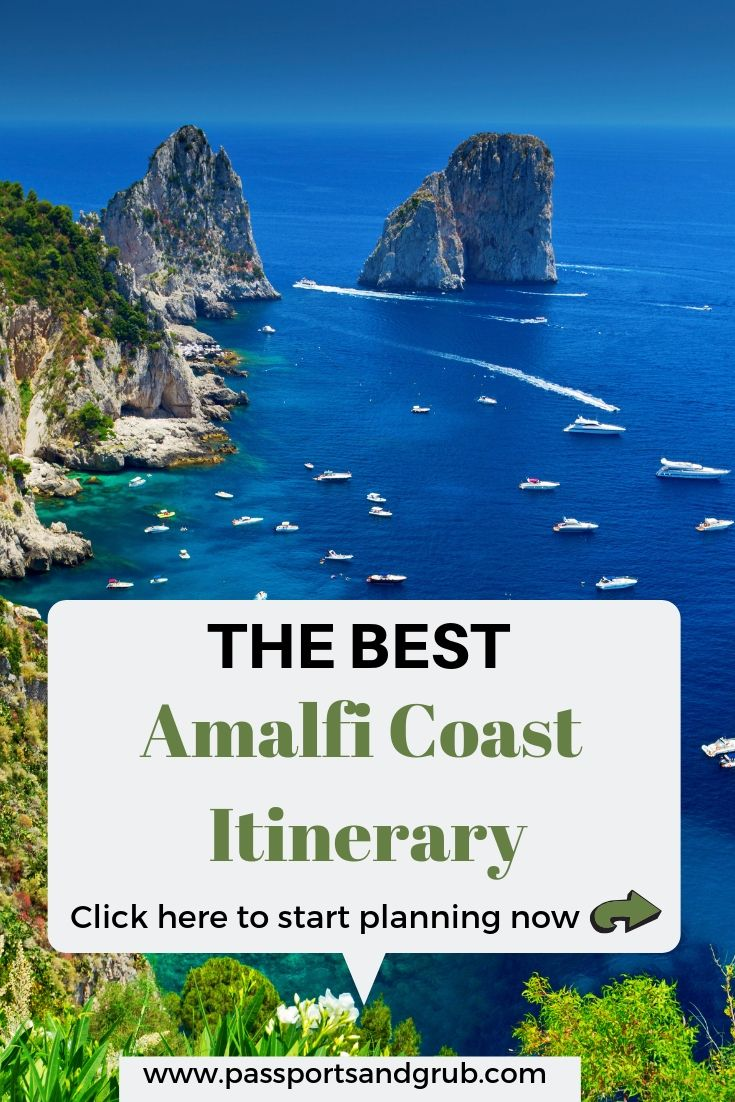 Photo of MUST READ: 20 Best Things To Do On The Amalfi Coast and Capri